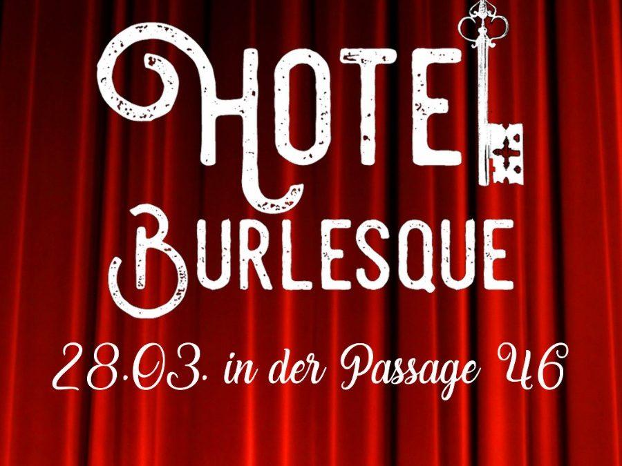 Presse News und Events 2019. Burlesque Shows, Bauchtanz und mehr.
